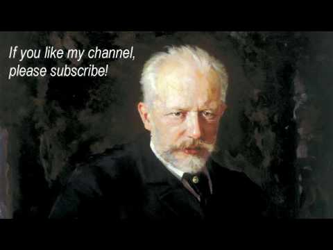 Tchaikovsky: SIZ ROMANCES - NO. 4 - OH, IF YOU COULD - TOLSTOY OP. 38-4