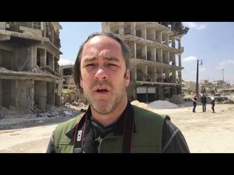 Patrick Henningsen goes on the ground in East Aleppo, Syria