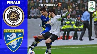 """Pes 2020 Serie B • Spezia vs Frosinone • """"Un Finale a 7"""""""