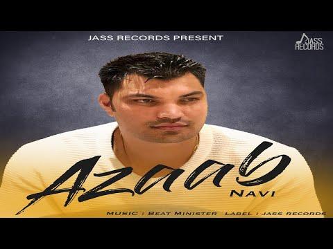 Azaab  | (Full Song) | Navi  |  New Songs 2018 | Latest Songs | Jass Records