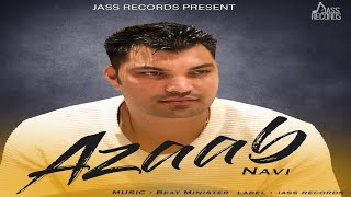 Azaab  | (Full Song) | Navi  |  New Songs 2018 | Latest Songs | Jass Records