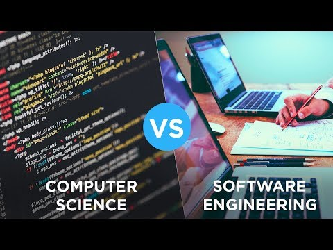 Computer Science vs Software Engineering – Which One Is A Better Major?