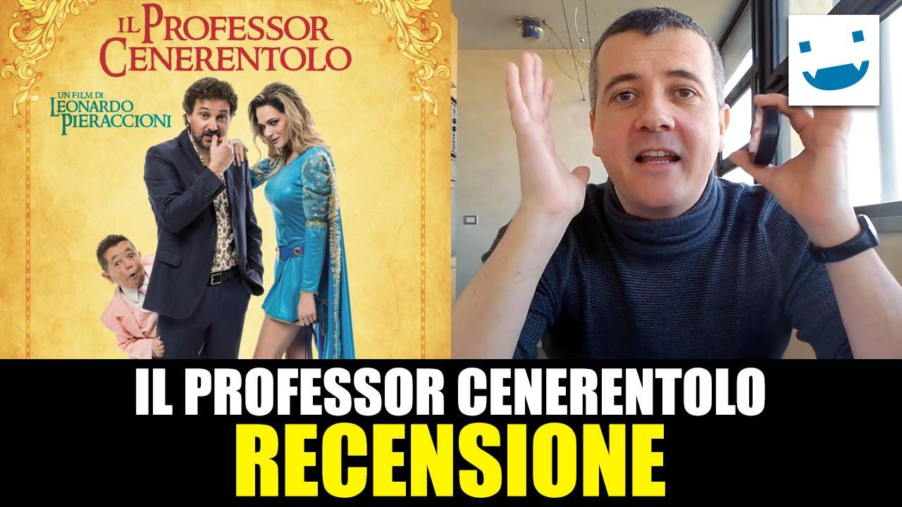 Il Professor Cenerentolo Di Leonardo Pieraccioni Youtube
