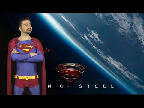 Man of Steel Angry Review (Vlog Ed.)