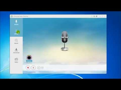 How To Use Streaming Audio Recorder 4.0