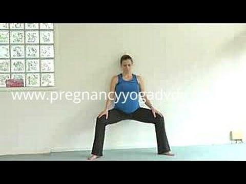 YOGA - CHILDBIRTH & LABOUR/LABOR with YogaYin - Part Two