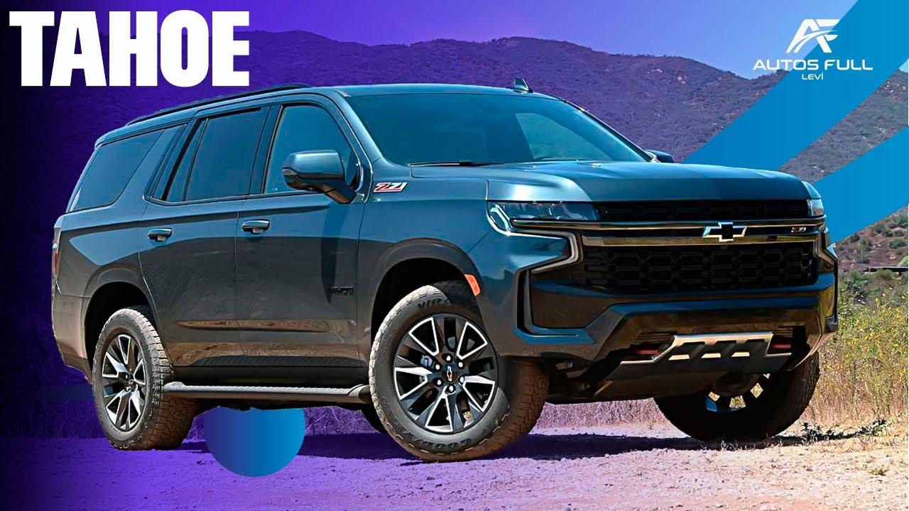 Chevrolet Tahoe 2021 en Colombia - ¿Es Mejor que el Toyota Land Cruiser 300?