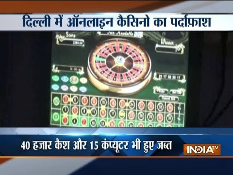 Delhi Police bust illegal online casino in Shakarpur, 7 arrested