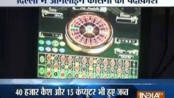 Delhi Police bust illegal online casino in Shakarpur, 7 arrested