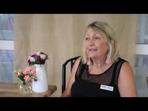 Volunteering at Benevolent Living