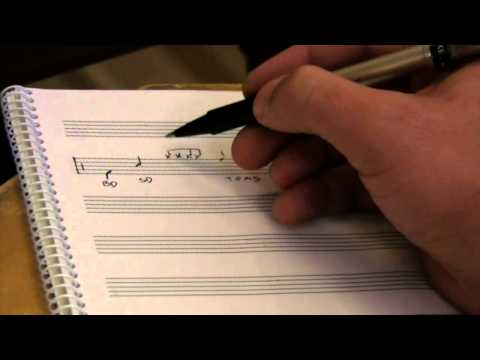 Reading Music for Percussion: Drums