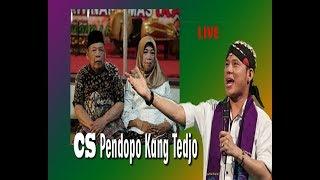 Download lagu Live Streaming CS PENDOPO KANG TEDJO KOTAGEDE YOGYAKARTA MP3