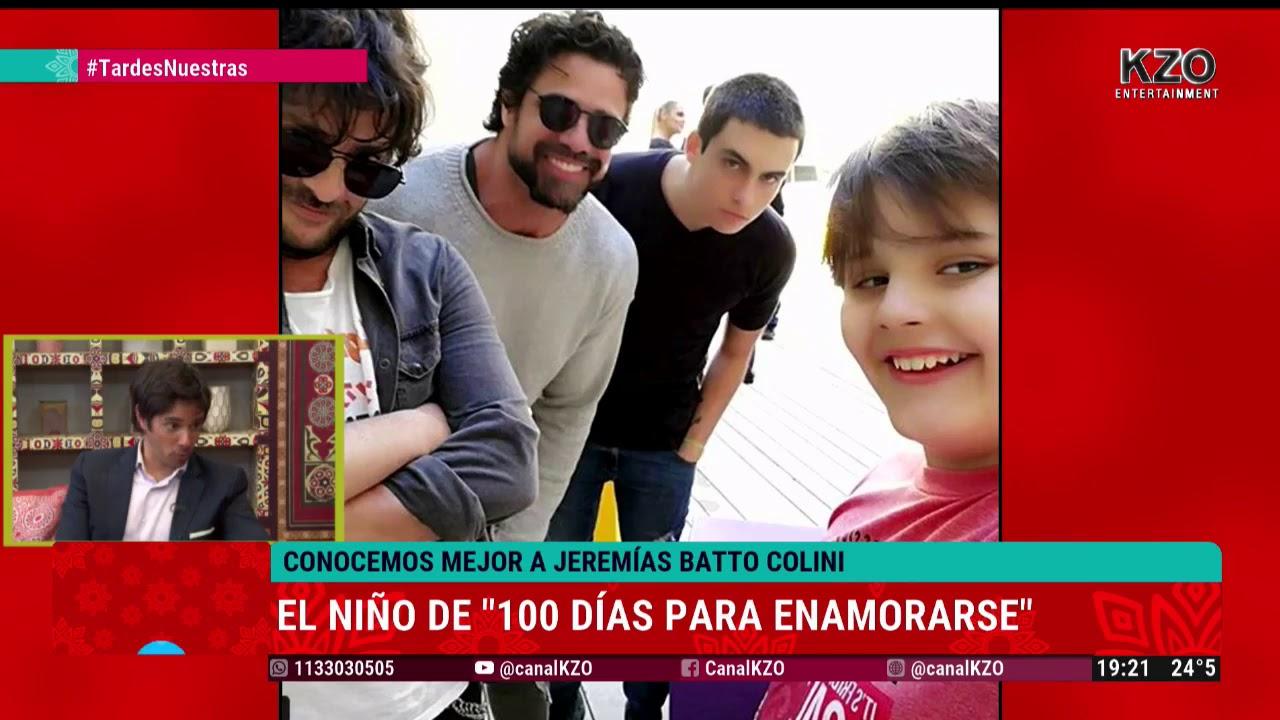 Jeremias Batto Colini El Nino De 100 Dias Para Enamorarse Con