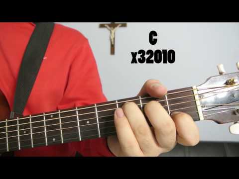 """Sia - """"Salted Wounds"""" How to Play Guitar (Easy!! Guitar Tutorial!!)"""