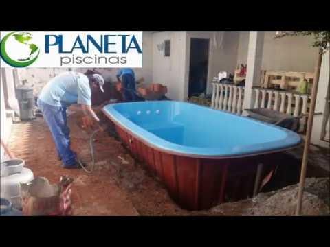 67b0cdd98913d Instalação Piscina de Fibra em Piratininga-sp - YouTube