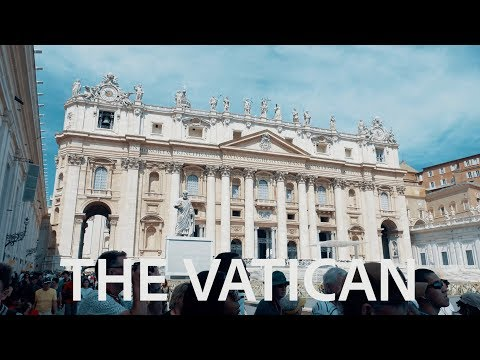 Travel Vlog | My trip to Italy | Visiting Rome, The Vatican, and the Colosseum