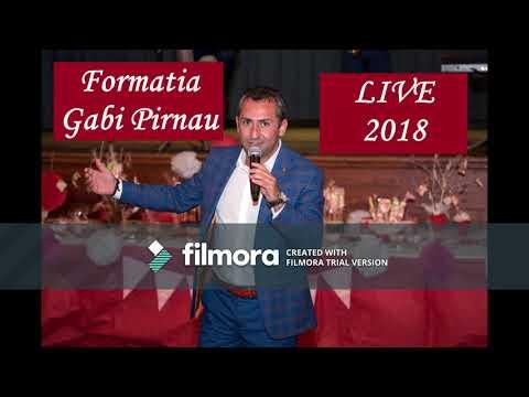 Gabi Pirnau LIVE 2018 * ANII MEI VIATA MEA *
