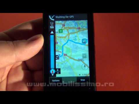 Nokia 500 video review Full HD in limba romana - Mobilissimo TV