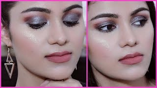 कैसे करें मेकअप How To Do Makeup For BEGINNERS In HINDI Step By Step | Very Easy