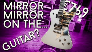 A GIANT of a guitar! Hagström Fantomen Review