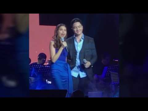 Alden Richards and Maine Mendoza #AldenUpsurgeConcert (Fan Vid.ctto)