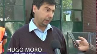 VOTACION DE HUGO MORO   FRENTE 1 PAIS