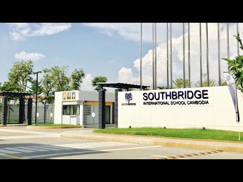 [4K]Southbridge International School Cambodia at Borey Peng Huoth Phnom Penh