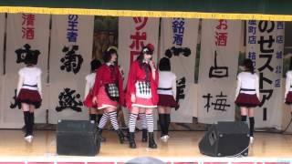 2012年5月5日「りんご娘とアルプスおとめ弘前さくら祭りライブ」でのアンコール曲「トレイン」フルバージョン.
