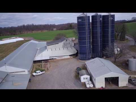 Dairy and Poultry Farm in Rockingham County Virginia