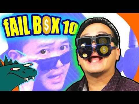 Jobs fAIL Box 10 PO Box Unboxing