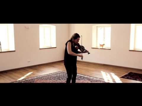 Johann Sebastian Bach - Chaconne for violin solo - Rebekka Hartmann 2014