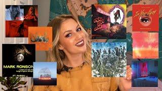 NEW MUSIC FRIDAY | Gaga + Ari, Ellie Goulding, Russ, Mark Ronson, Disclosure, Petit Biscuit, & more