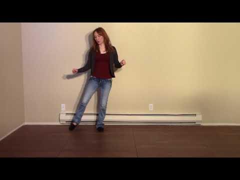 Holler Back (Line Dance) - Demo & Teach