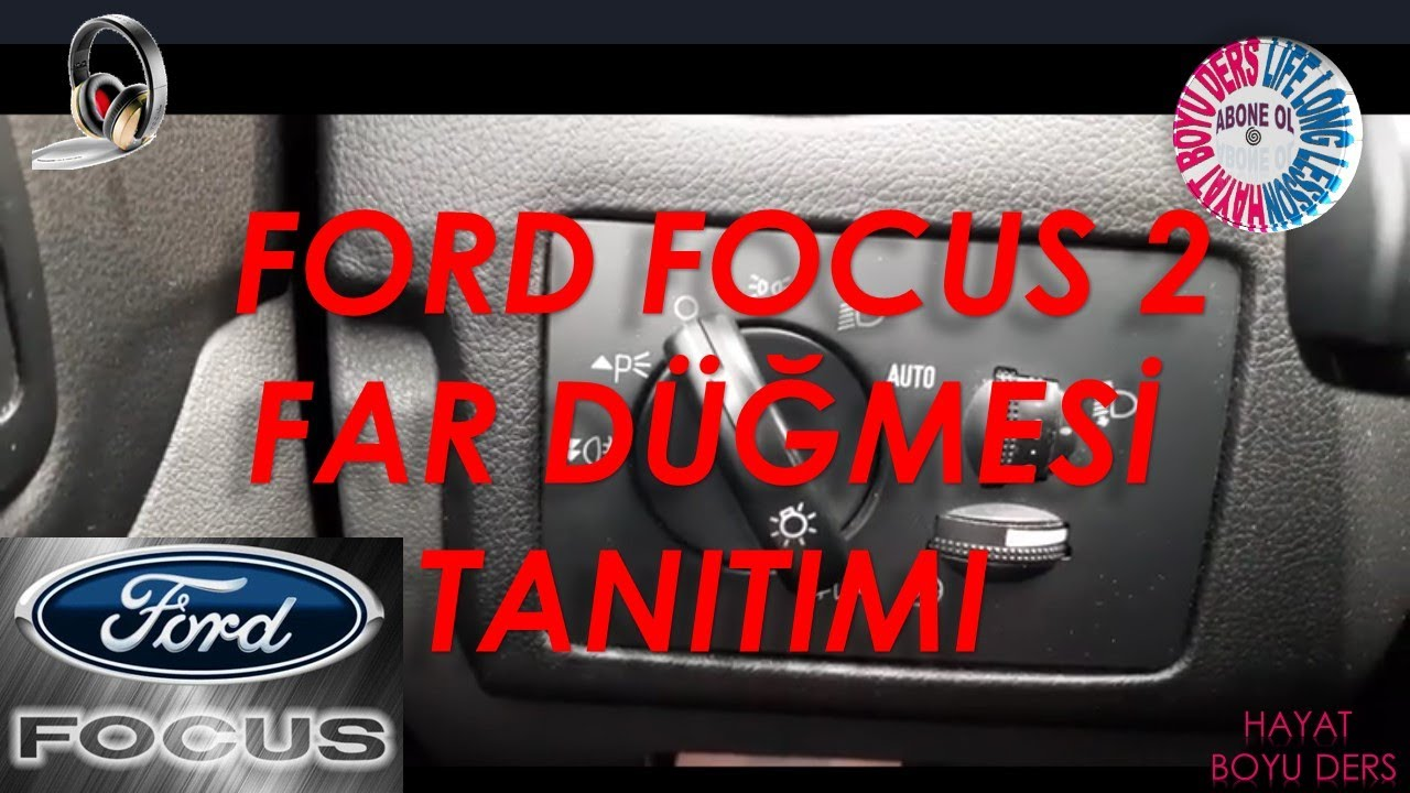 Ford Focus Anlik Kilometre Sifirlama How To Reset Km Counter On
