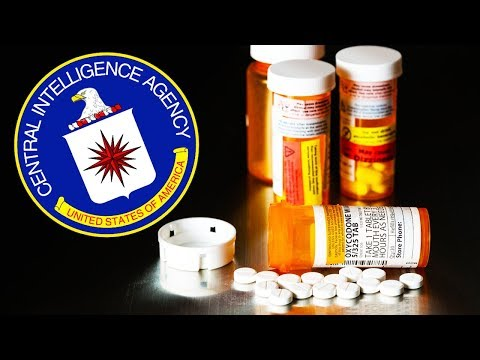 Did The CIA Create The Opioid Crisis?