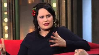 2. Petra Polnišová - Show Jana Krause 14. 2. 2014