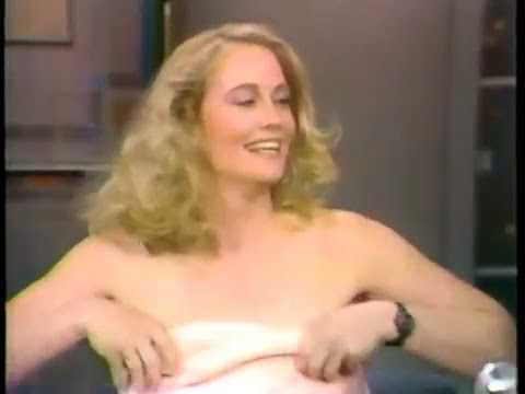 05 07 1986 Letterman Cybill Shepherd Chris Elliott Dumb Ads