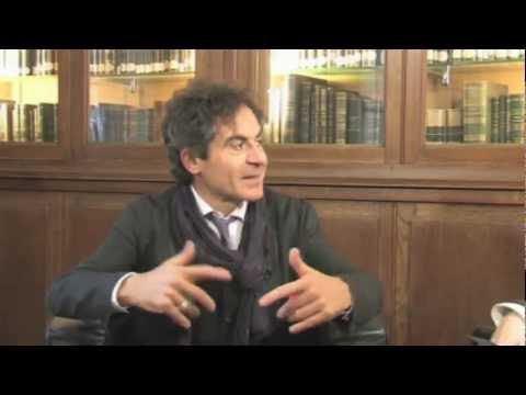 Interview Etienne Klein Cité de la réussite 2012