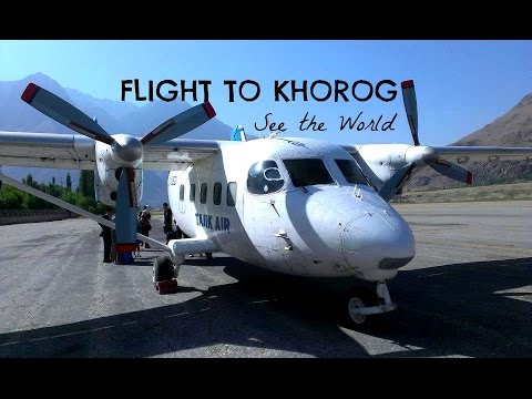 Flight To Khorog