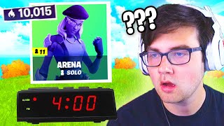 I Played ARENA at 4AM in Fortnite Season 6... (sweatiest lobbies)