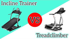 Incline Trainer vs Treadclimber Comparison - Which is Best For You?