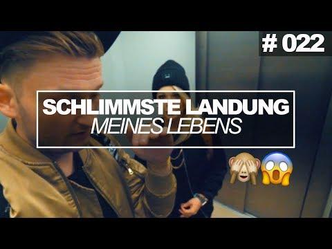 Die schlimmste Landung meines Lebens | Kongresshalle Lübeck mit Felix Jaehn | VLOG #022