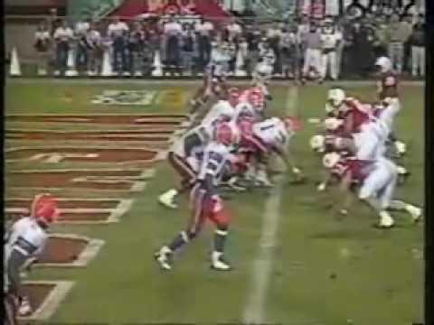 Nebraska Football vs. Florida - 1996 Fiesta Bowl