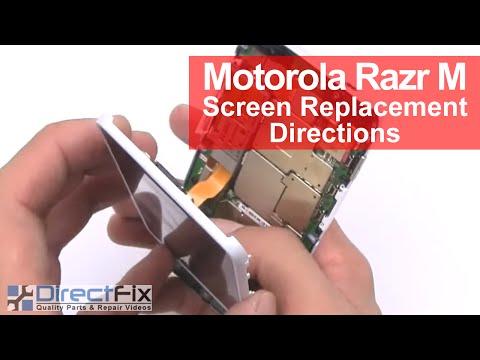 Motorola Razr M Repair Directions | DirectFix