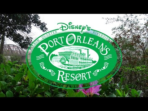 Disney's Port Orleans Riverside Resort | Full Tour | 4K  | 2018