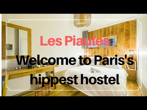 Welcome To Paris's Hippest Hostel