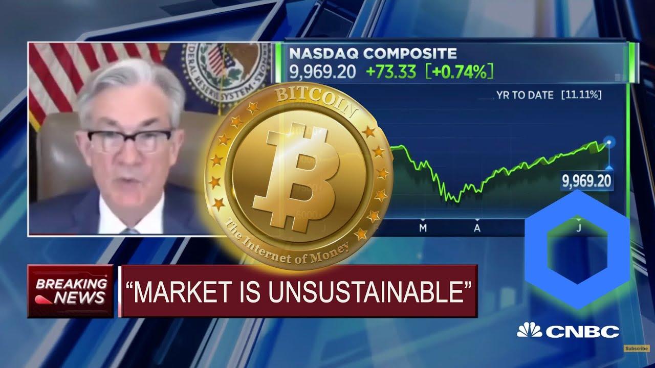 Fed Chairman Powell -
