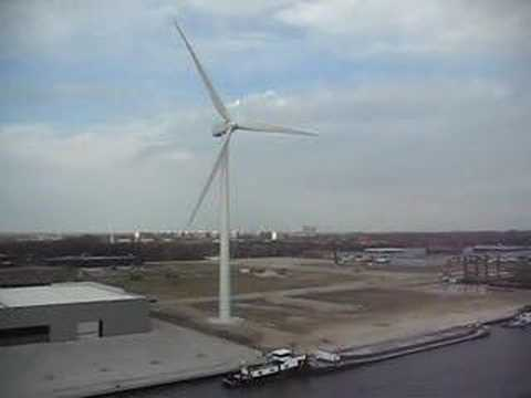 netherlands windmill modern youtube