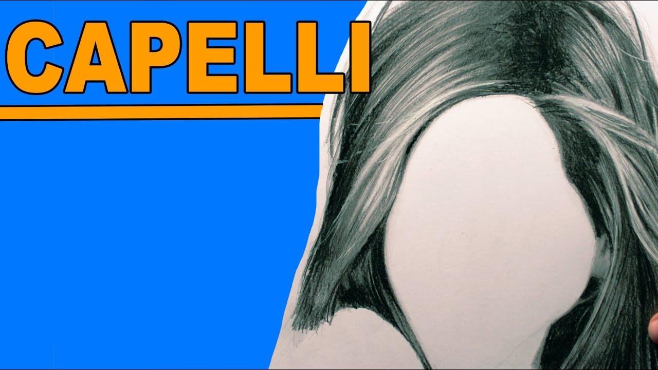 TUTORIAL - Come disegnare capelli realistici • HTTutorial ...