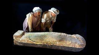 КТО ЭТО!!! СЕНСАЦИЯ – обнаружена мумия п...